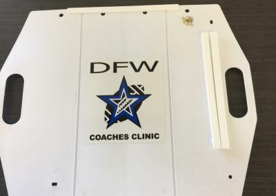 Coach Boards for Coaching Clinics