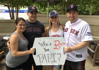 Red Sox Fans & Papi!