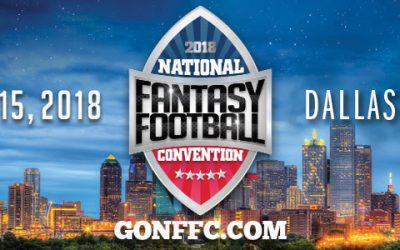 Support Your 2018 National Fantasy Football With Hey You Signs!