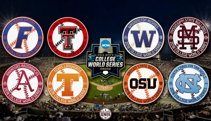 Hey You at the College World Series!!