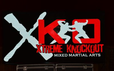Hey You! Signs at Xtreme Knockout MME
