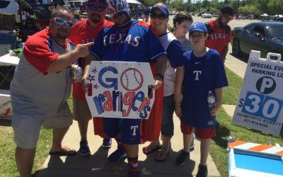 Sports Fans Love Hey You Signs